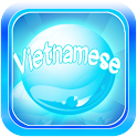 Vietnamese Bubble Bath - Vietnamese Learning App icon