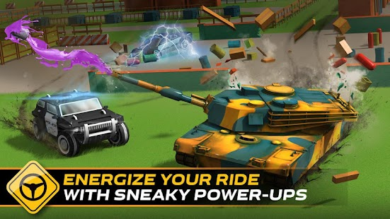 Splash Cars Screenshot 2