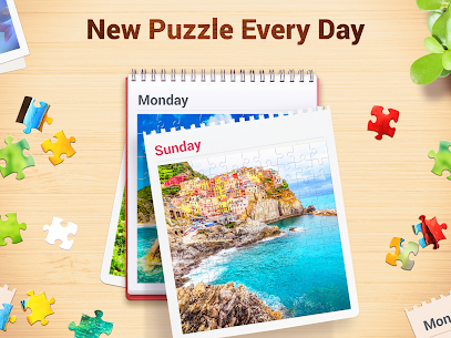 Jigsaw Puzzles MOD (Unlimited Coins) 9