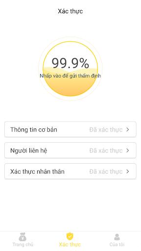 mdong-Vay Tiền Online screenshot 1