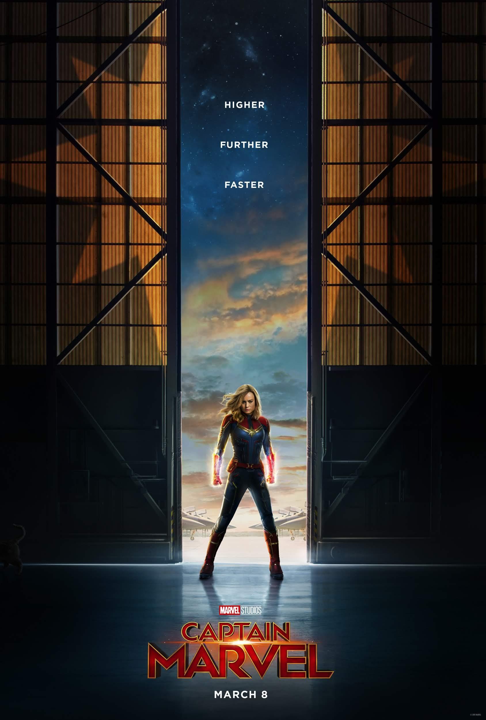 Captain Marvel official site