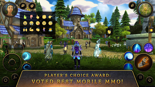 3D MMO Villagers & Heroes 4.39.5 (r52990) screenshots 2