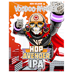 New Belgium Hop Avenger Hazy IPA