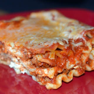 Easy Lasagna.