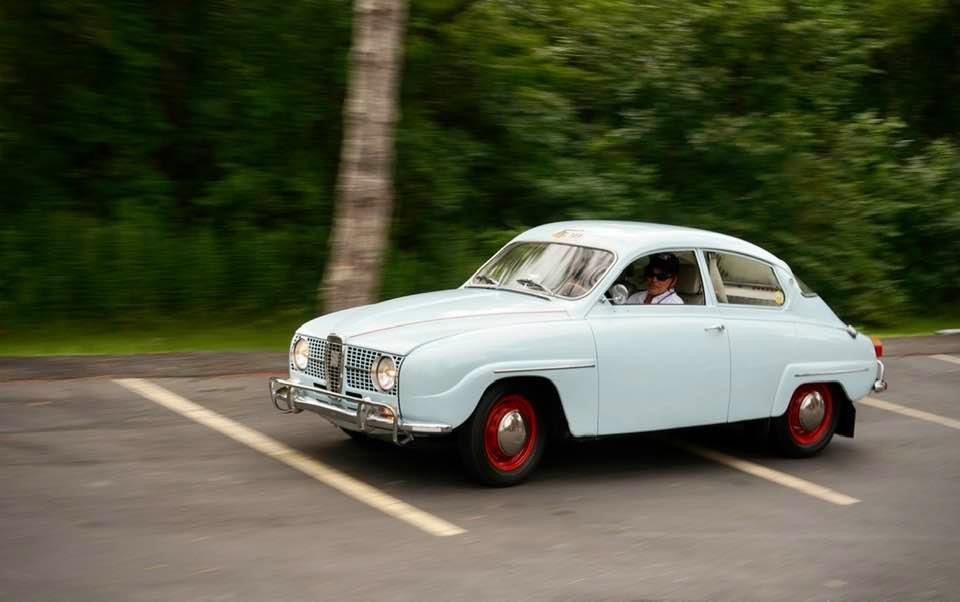 Saab 96 Special Hire New York