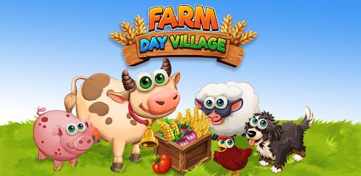 Farm Day Village Farming: Offline Games - Apps on Google Play