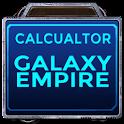 Calculator for Galaxy Empire icon