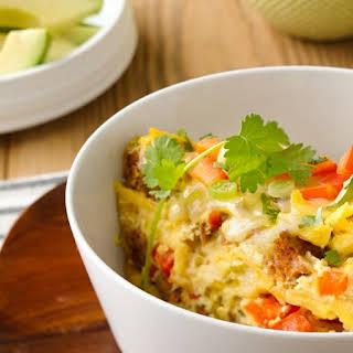 Slow-Cooker Mexican Breakfast Casserole.