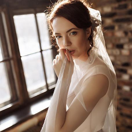 Wedding photographer Aleksandra Rebkovec (rebkovets). Photo of 15.02.2018