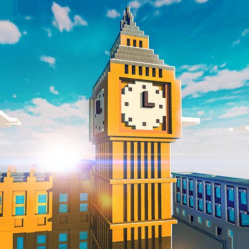 London Craft: Jogo de Criar e Construir 2018