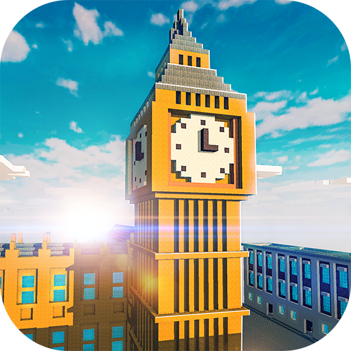 London Craft: Blocky Building Games 3D 2018