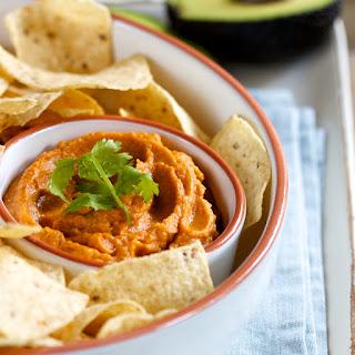 Sweet Potato Guacamole
