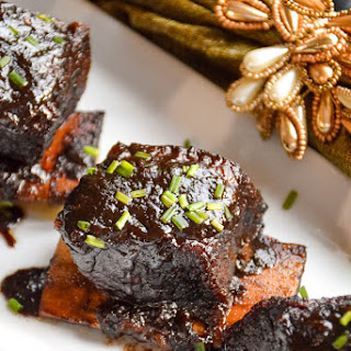 Sweet Chili Braised Beef Short Ribs #BestAngusBeef Recipe