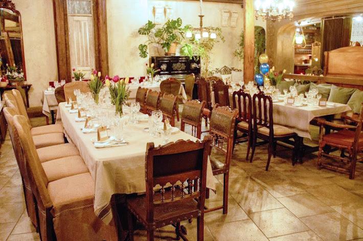 Фото №3 зала Ресторация «ОБЩЕСТВО СЫТЫХЪ»