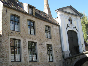 Photo: The Begjinhof or convent.