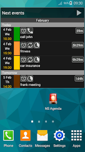 NS Agenda Ltd (Reminder)- screenshot thumbnail