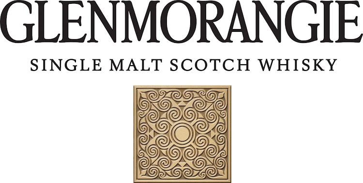 "Logo for Glenmorangie ""A Dram Of Two Halves"" 