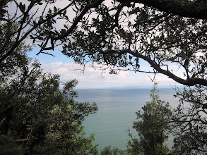 Photo: View from the path between Orere Point and Taiwawe Beach