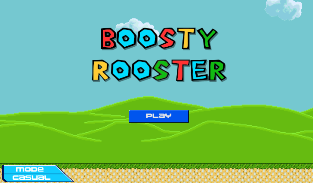 Boosty Rooster- screenshot