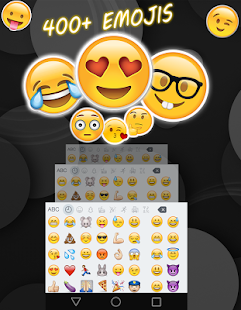 Smart Emoji Keyboard-Beauty themes, GIF 2017 - náhled