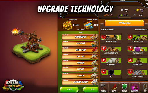 Battle of Lands -Pirate Empire 1.3.0 de.gamequotes.net 5