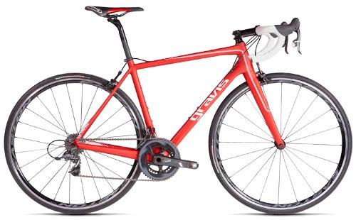 bicicleta carretera carbono chile