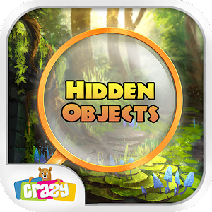 Real Forest Mystery Hidden Object
