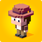 Blocky Raider icon