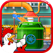 Poultry Chicken Food Factory