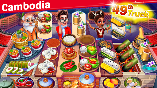 Crazy My Cafe Shop Star - Chef Cooking Games 2020 screenshots 3