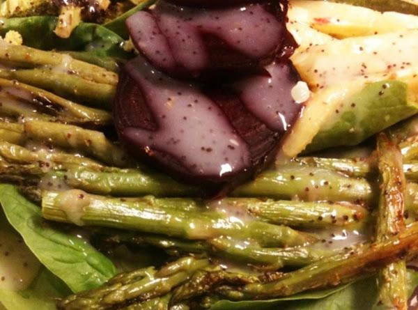 Roasted Veggie Salad Recipe