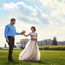 Wedding photographer Vladimir Budkov (BVL99). Photo of 25.01.2018