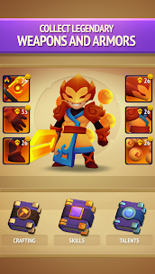 Nonstop Knight 2 MOD APK [Unlimited Mana] 3