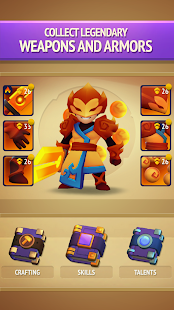 Download Nonstop Knight 2 1 4 0 MOD APK Unlimited MP APK for Android