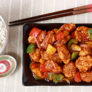 Malaysian Sweet & Sour Chicken