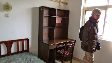 Photo: A student room in Friendship residence