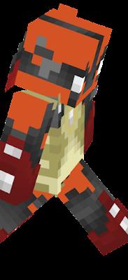 orange lucario