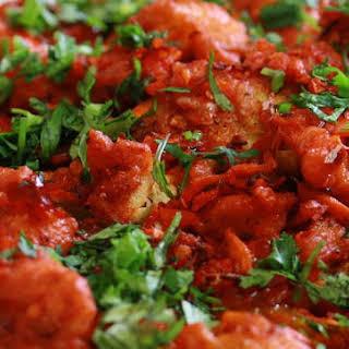 Chicken 65 – A Spicy Stir Fried Chicken.