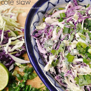 Mexican Cole Slaw.