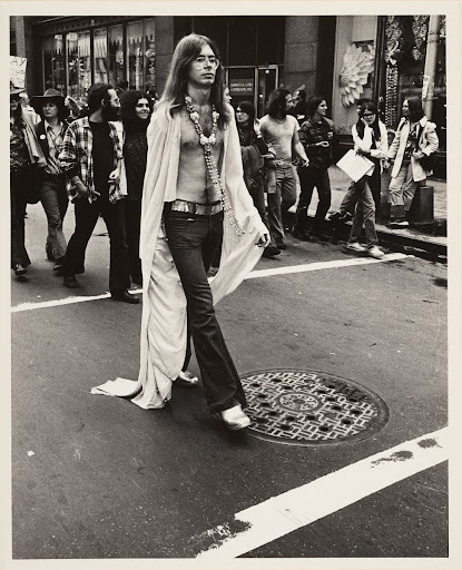 Christopher Street Liberation Day March, New York, 1972