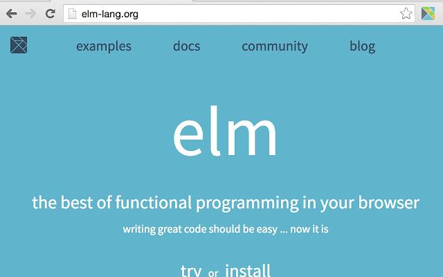 Elm Detector Chrome Web Store