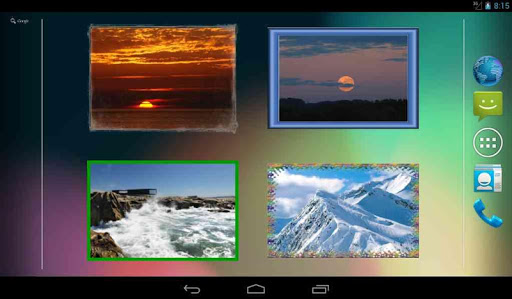 Android Photo Widget Free  screenshot 7