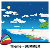 SUMMER Theme for XPERIA™ Icon