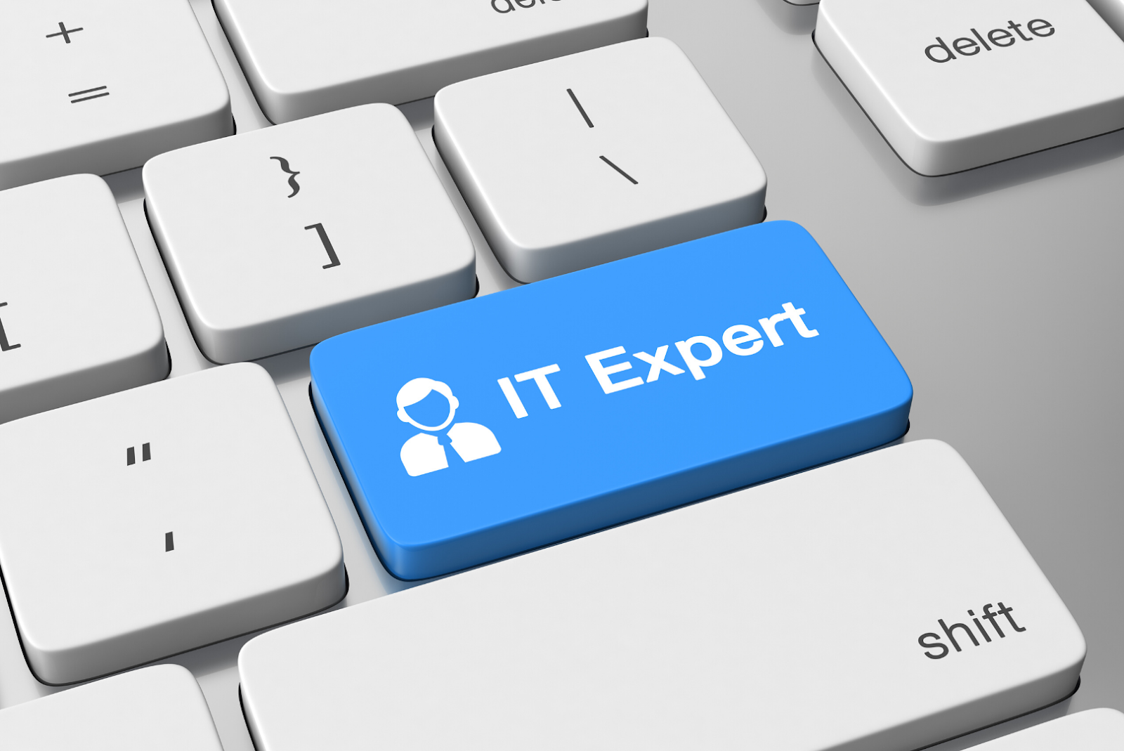 IT Services Provider - IT expert