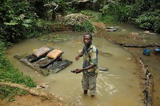 Photo: place to macerate cassava