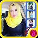 Hijab Fashion Camera icon