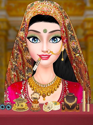 Royal North Indian Wedding - Arrange Marriage Game modavailable screenshots 5