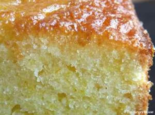Easy Fluffy Orange Cake