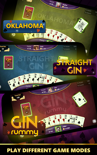 Gin Rummy - Offline 1.2.1 screenshots 9