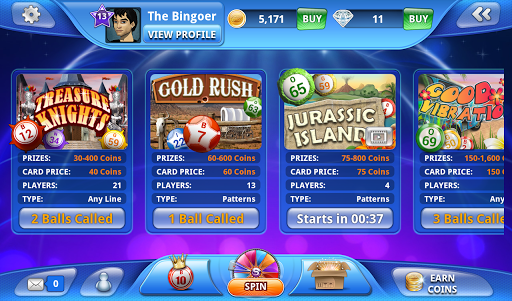 Wild Bingo - FREE Bingo+Slots screenshot 1